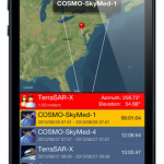 SpyMeSat App for iPhone Released