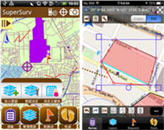 SuperSurv 3_1a for Android Supports High Definition Mobile Devices
