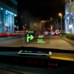 Want a futuristic navigation HUD on your windshield? Check out Sygic's GPS app