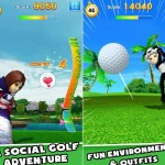 Gameloft and LINE Launch LINE Let's Golf, the First Golf Game on LINE Game Platform