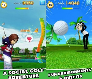 gameloft golf on android