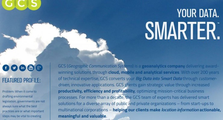 GCS your data smarter