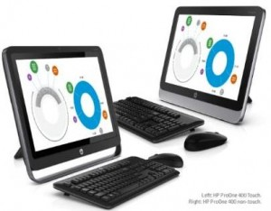 HP's New Windows AiOs for Business