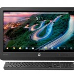 HP Drives Evolution of Business Desktop with Android-based All-in-one PC