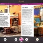 iPad app momondo places Matches Mood to Destination
