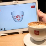 Samsung puts Galaxy tablets in Illy coffee shops