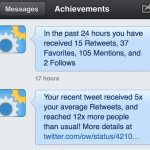 Twitter Toys With Ways To Boost Engagement With '@AchievementBird' Experiment