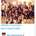 Athlete Selfies, Putin, Opening Ceremonies – 10 Awesome Photos on the Social Map From the Sochi Olympics
