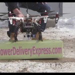FAA grounds Valentine's Flower Delivery Express drone