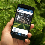 Instagram Android update