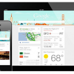 Google Now available on Chrome