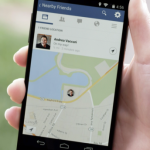 Facebook launches 'Nearby Friends' location-sharing