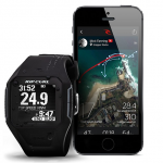 The world's first GPS surf watch