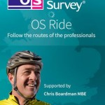 OS Ride features detailed routes of the first three stages of the Tour de France