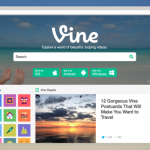 Vine Launches A Six-Second YouTube