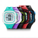 Introducing Garmin® Forerunner® 15: A GPS Running Watch with Heart Rate and Daily Activity Tracking