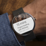 Google's Android Wear watch OS