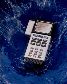 The Magellan NAV 1000 was the world's first commercial handheld GPS receiver that entered the market in 1989.