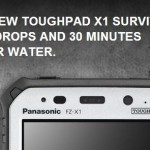 Panasonic Toughpad Line Gets Smaller, Tougher with Rugged Handheld Tablets