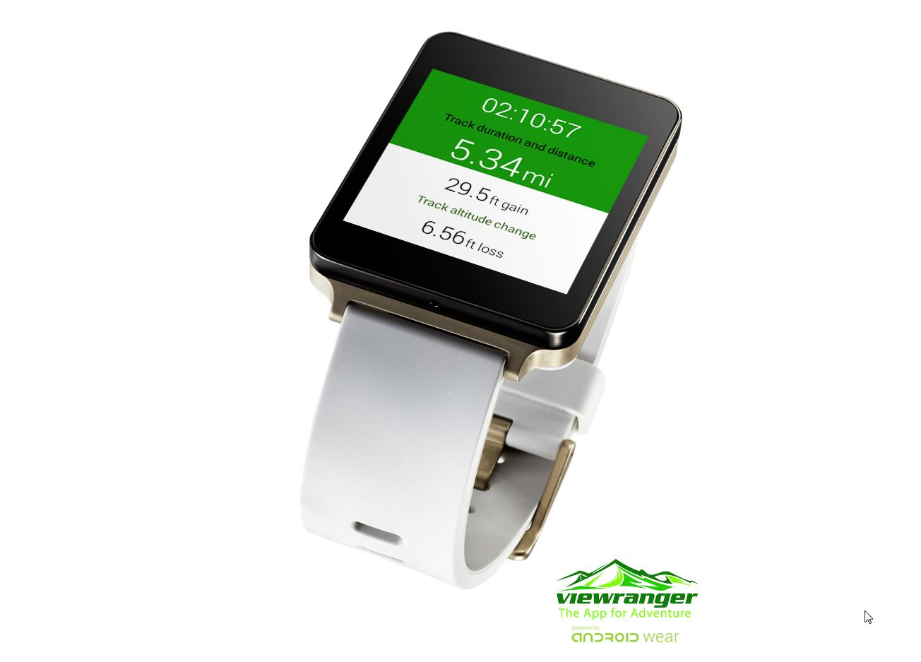 Viewranger Offers Active Navigation Through Android Wear