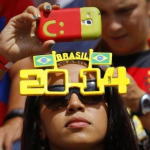 World Cup was biggest social media event ever