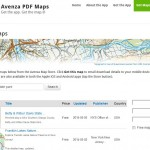 Free Mobile Trail Maps Available for New York State Parks