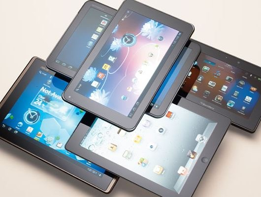 tablets in the workplace