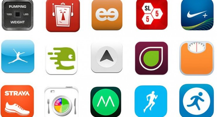 top mobile fitness apps