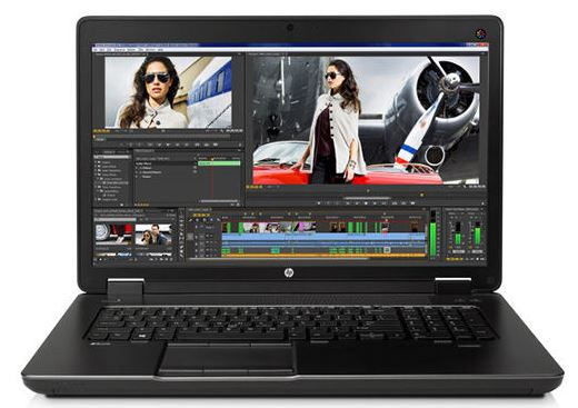 HP Z17 mobile workstation