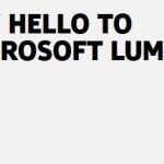 Nokia Rebrands Lumia to Microsoft Lumia