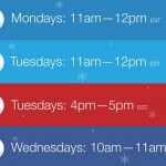Best Times For Social Meia Sharing during the Holidays