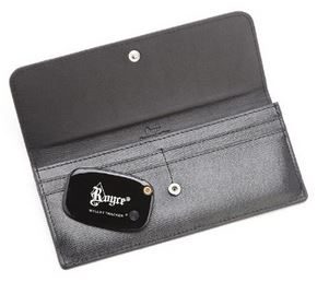 World's First GPS Technology Wallet