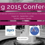 Event Tip – International Conference on Unmanned Aerial Vehicles in Geomatics