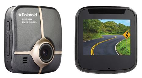 Polaroid Debuts a Line of Easy To Use Dashcams at CES