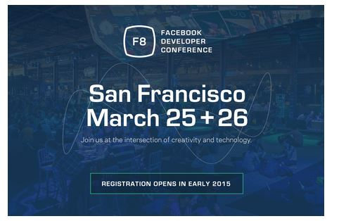 facebook developer conference F8