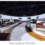 Sony at CES