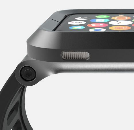 LUNATIK's Epik Watch System Offers Rugged Protection For Apple Watch