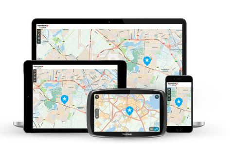 Introducing TomTom MyDrive