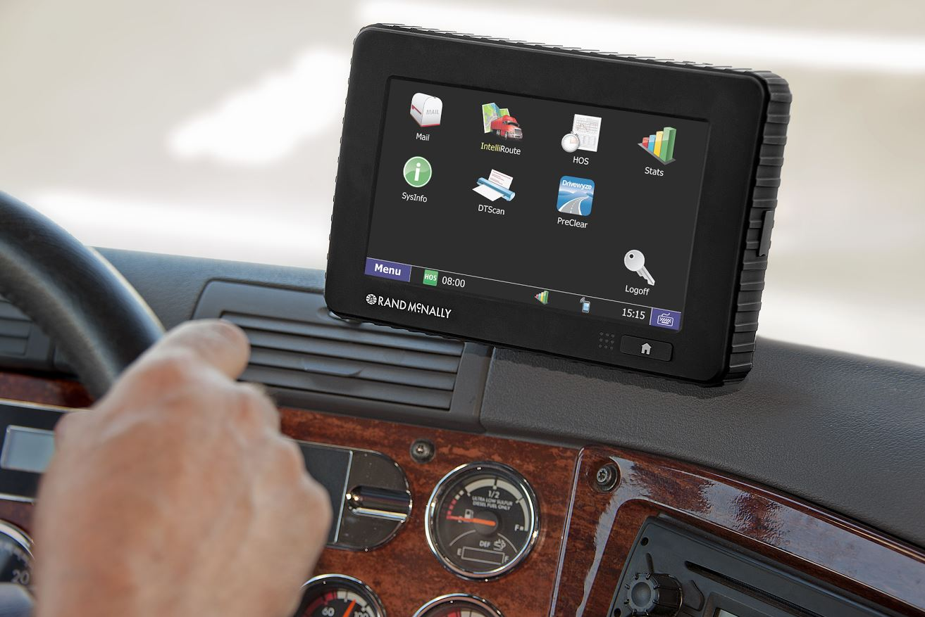 Rand McNally In-Cab Devices