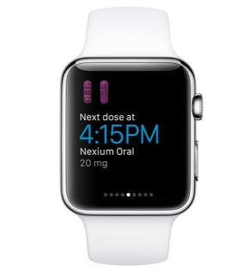 WebMD Brings Medication Reminders To Apple Watch