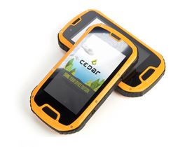 Cedar Tree Android Rugged Handhelds