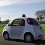 Google self-driving vehicles roll onto roads this summer
