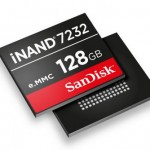 SanDisk Transforms the Mobile Experience With High Capacity iNAND 7232 Storage Solution