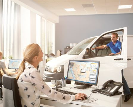 TomTom Telematics passes landmark milestone of 500,000 subscribed vehicles (Photo: Business Wire)