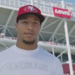 Video – San Francisco 49ers Tackle Drone Safety