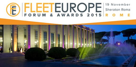 Geotab Named Finalist for Coveted International Fleet Industry Award 2015