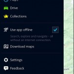 Take a Drive with HERE Maps, Offline