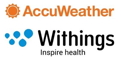 New AccuWeather and Withings data study