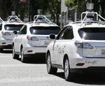 Google self driving vehicle (Credit: Globe and Mail)