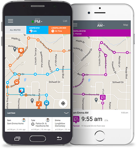 Zonar Announces MyBusVue App for Up-To-The-Minute Visibility of School Bus Location